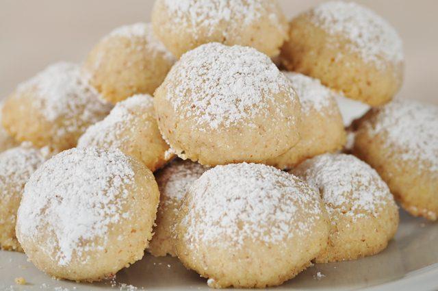 Wedding Cake Cookie Recipes  Mexican Wedding Cakes Recipe & Video Joyofbaking
