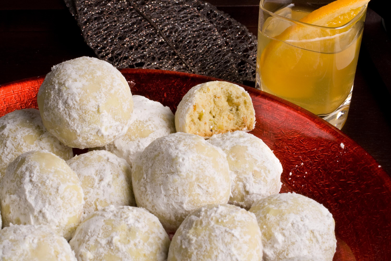 Wedding Cake Cookies Recipe  Pistachio Mexican Wedding Cakes Easy Christmas Cookies