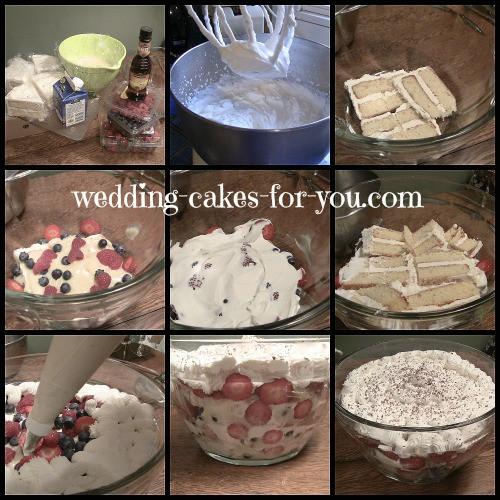 Wedding Cake Filling Recipe  Pastry Cream Recipe