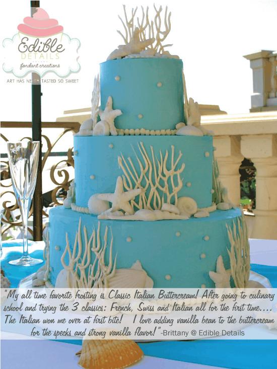 Wedding Cake Frosting Recipe  Wedding Cake Frosting Recipes — Dishmaps