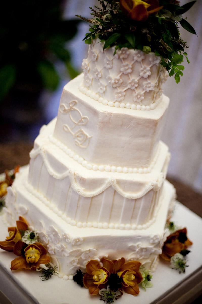 Wedding Cake Icing Recipe  white wedding cake icing DIY Wedding Cake Icing on a