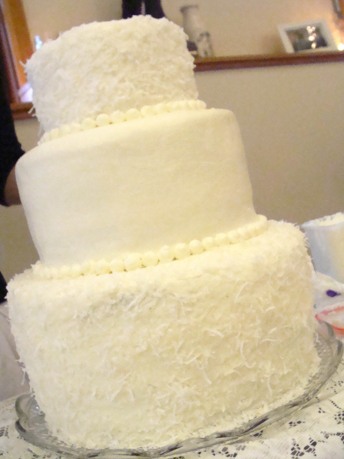 Wedding Cake Icing Recipes  Wedding Cake Frosting Recipe — Dishmaps