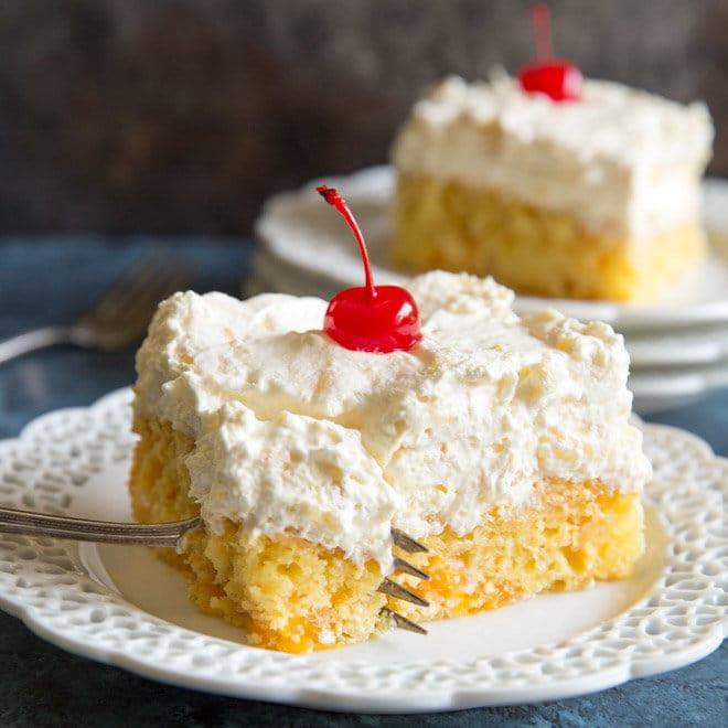 Wedding Cake Recipe From Scratch  Hawaiian Wedding Cake