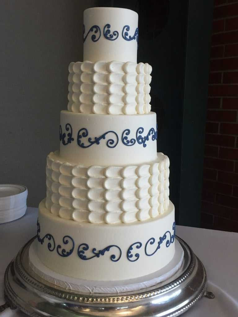 Wedding Cake Recipes For Tiered Cakes  Pure Bliss Desserts
