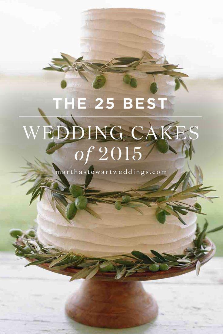 Wedding Cake Recipes Martha Stewart  1664 best images about Wedding Cake Ideas on Pinterest