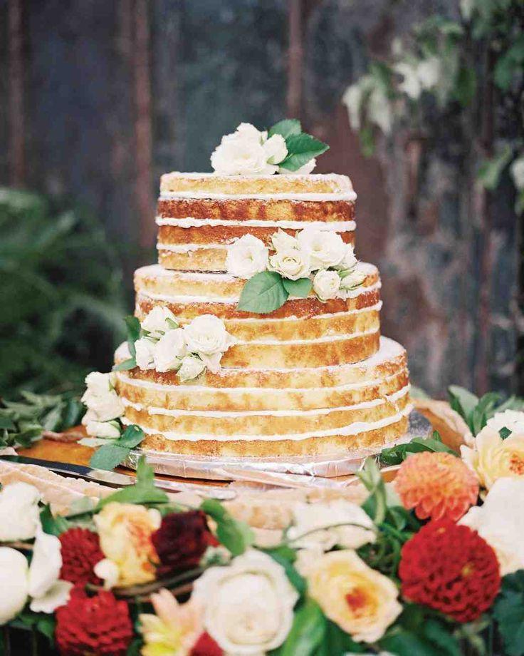 Wedding Cake Recipes Martha Stewart  Best 25 Lemon wedding cakes ideas on Pinterest