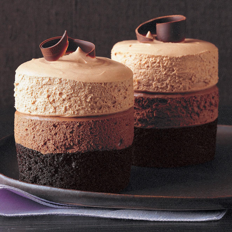 Wedding Cake Recipes Martha Stewart  Triple Chocolate Mousse Cake Recipe & Video