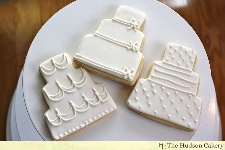 Wedding Cake Sugar Cookies  Don't For About Cookies Cookies