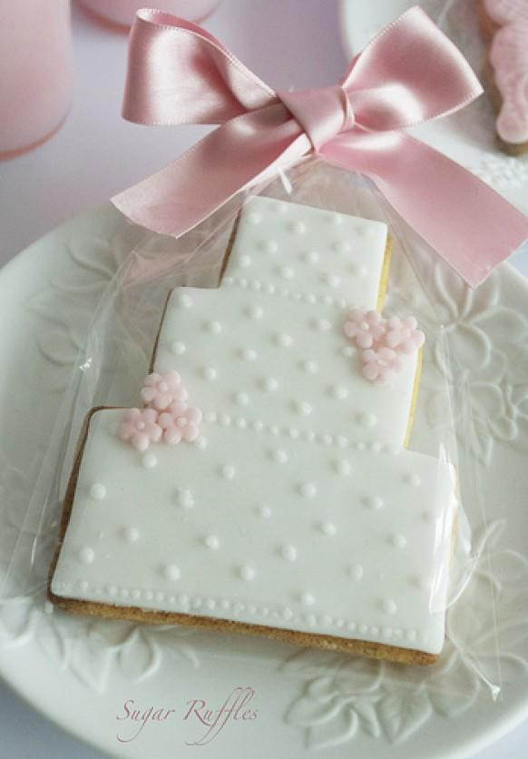 Wedding Cake Sugar Cookies  Wedding Cakes Wedding Cake Cookie Weddbook