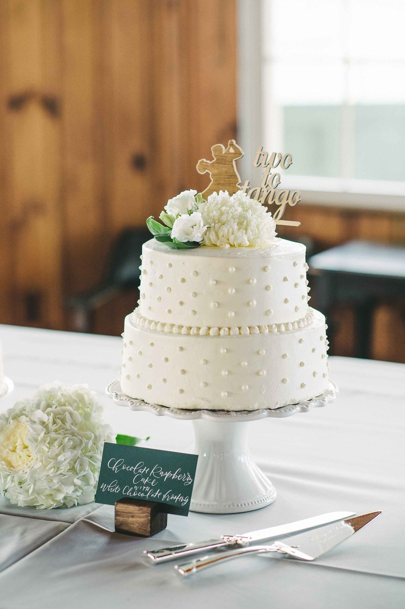 "Wedding Cakes 2 Tier  Cakes & Desserts s Two Tier Cake ""Two to Tango"