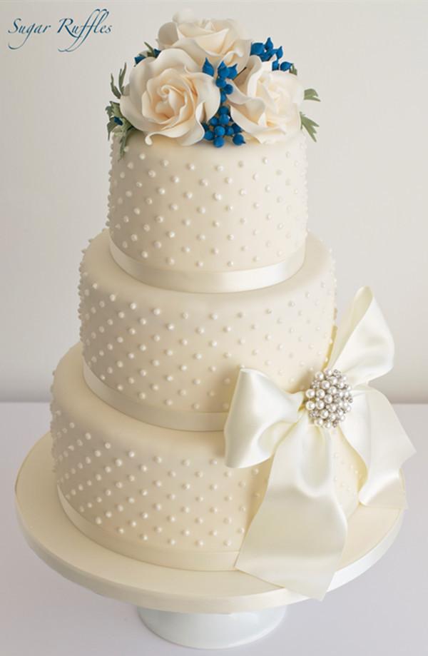 Wedding Cakes 2017  20 Wedding Cake Ideas from Sugar Ruffles