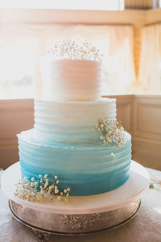Wedding Cakes 2017  15 gorgeous wedding cake trends for 2017 Paul Bradford