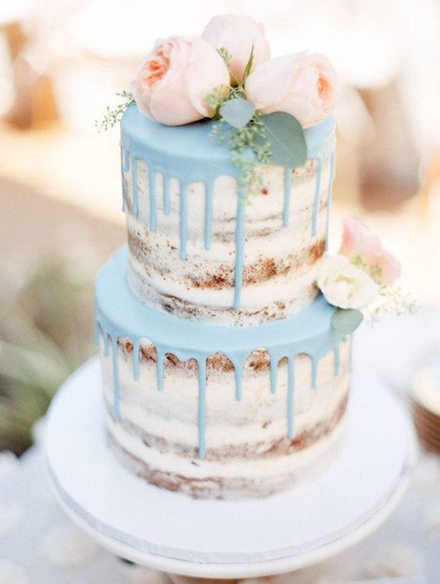 Wedding Cakes 2018  The Biggest Wedding Cake Trends for 2018