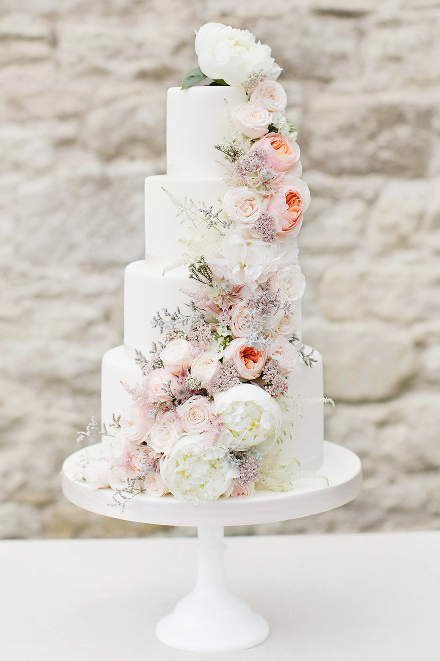 Wedding Cakes 2018  9 Beautiful Wedding Cake Ideas in 2018 WeddingPlanner