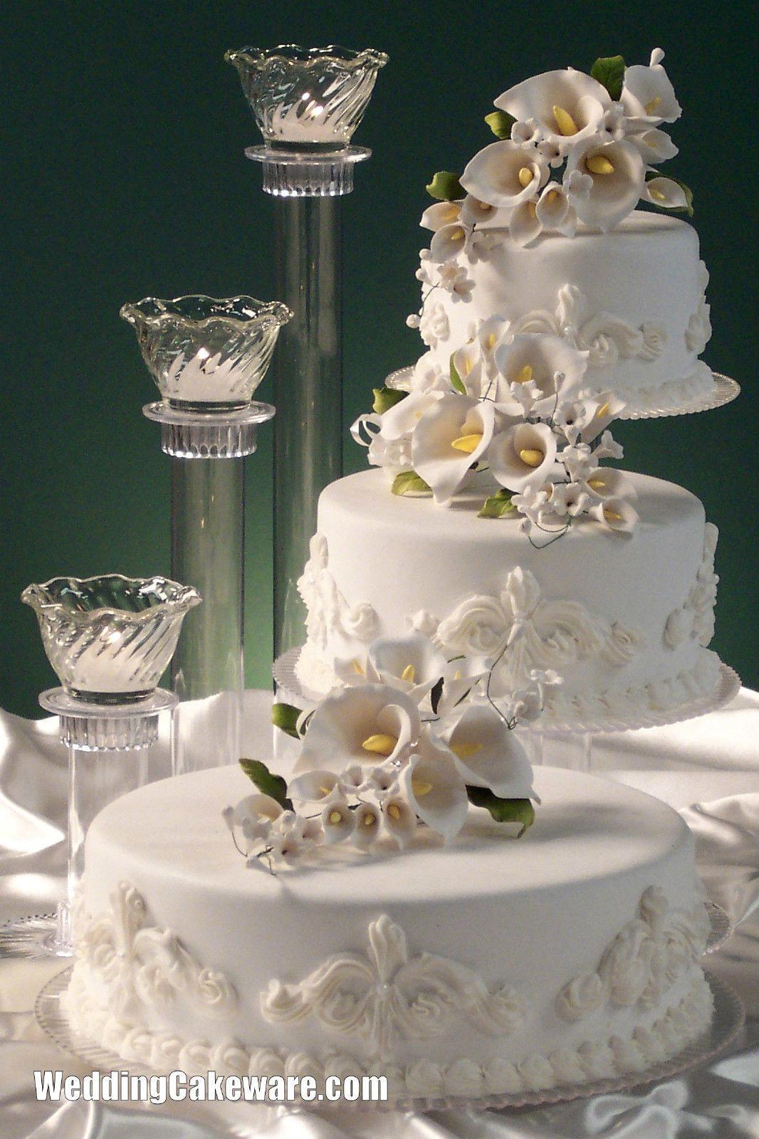 Wedding Cakes 3 Tier  Wedding cake stand 3 tier idea in 2017