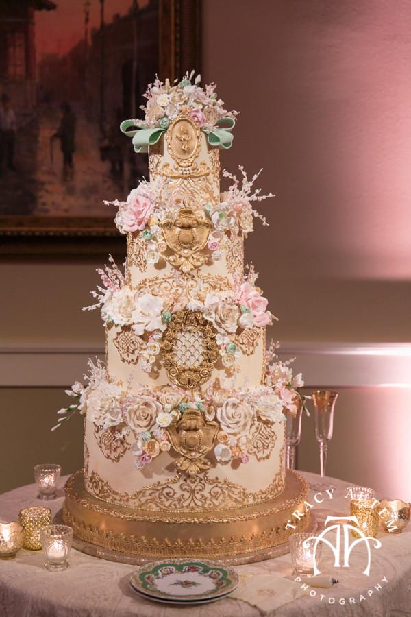 Wedding Cakes Abilene Tx  Patti & Jerry – Abilene Country Club Wedding