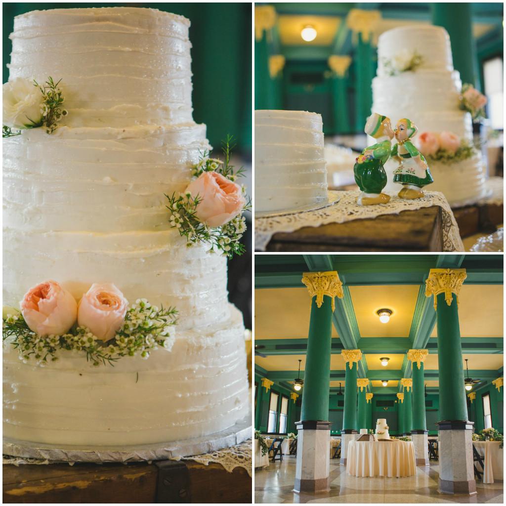 Wedding Cakes Abilene Tx  Timeless Handcrafted Wedding in Abilene Texas