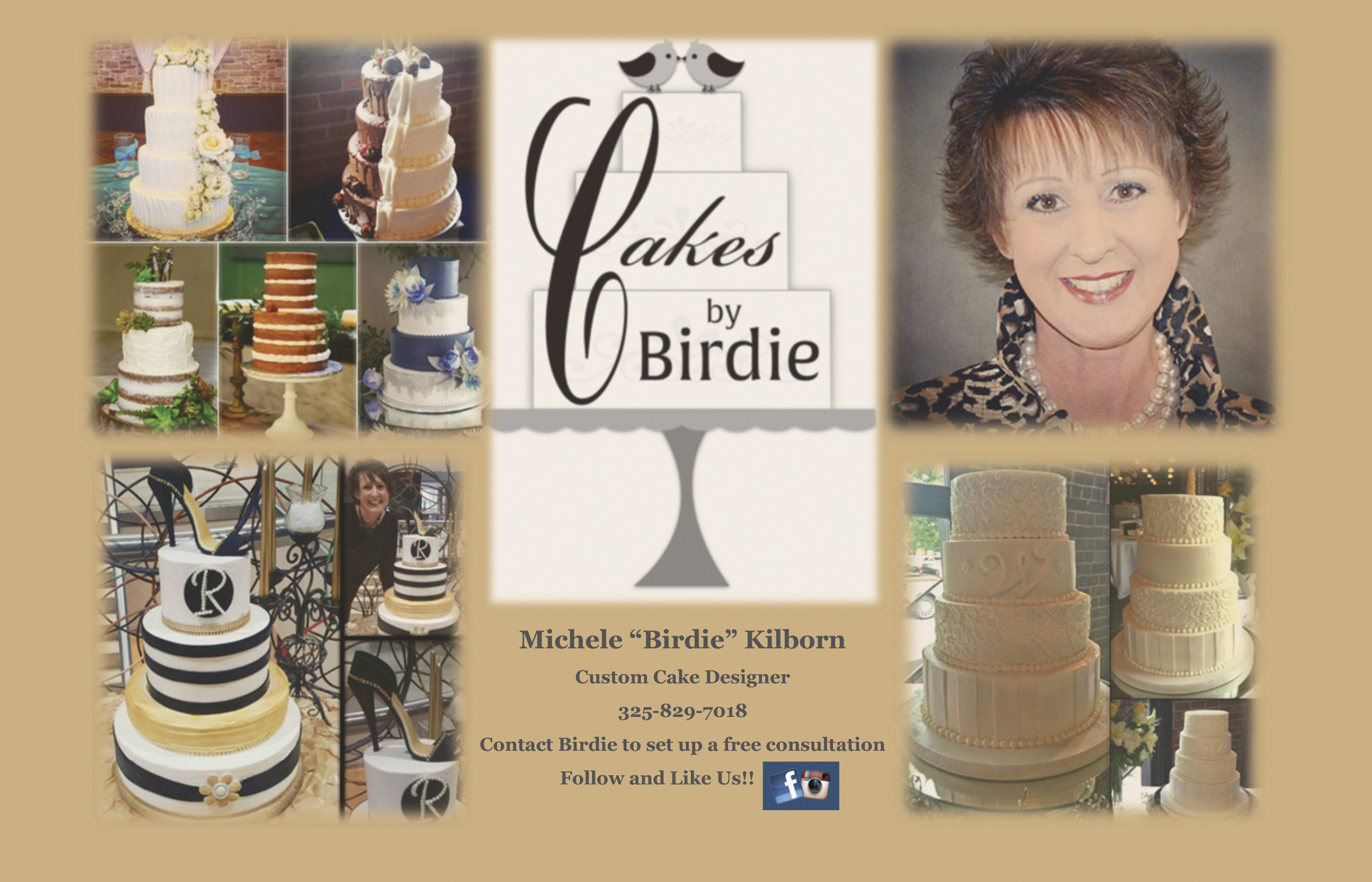 Wedding Cakes Abilene Tx  Cakes by Bir