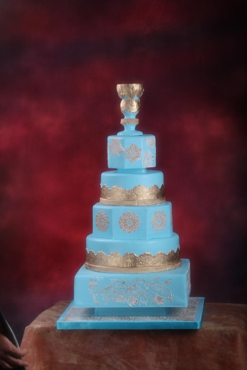 Wedding Cakes Albuquerque  A Cake Odyssey Wedding Cake New Mexico Albuquerque