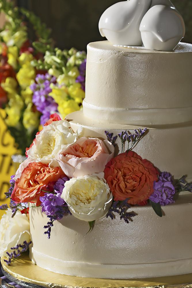 Wedding Cakes Albuquerque  Sandia Resort and Casino weddings
