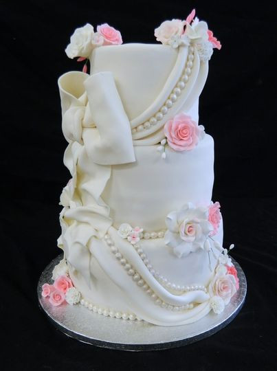 Wedding Cakes Alexandria Va  Occasionally Cake Wedding Cake Alexandria VA