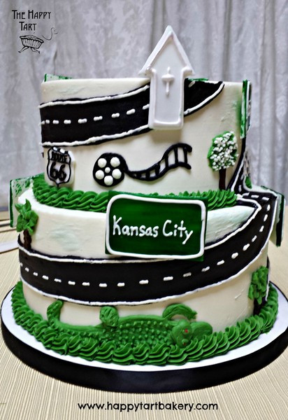 Wedding Cakes Alexandria Va  Biker Wedding Cake Alexandria wedding cake