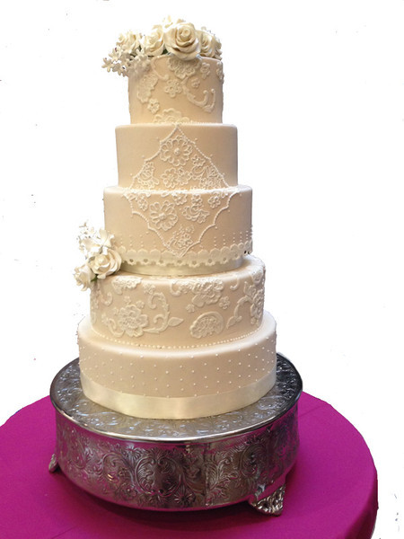 Wedding Cakes Anchorage  Celestial Sweets Boutique Anchorage AK Wedding Cake
