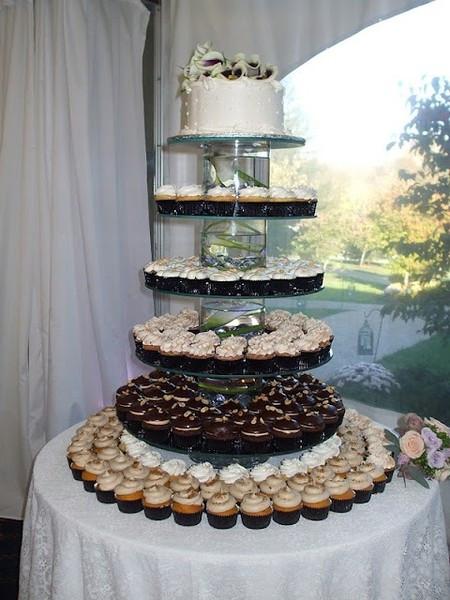 Wedding Cakes Anchorage  Cupcake & Cake Addicts Anchorage AK Wedding Cake