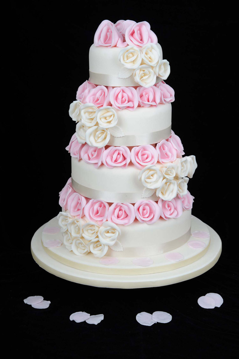 Wedding Cakes And Prices  Traditional wedding cakes prices idea in 2017