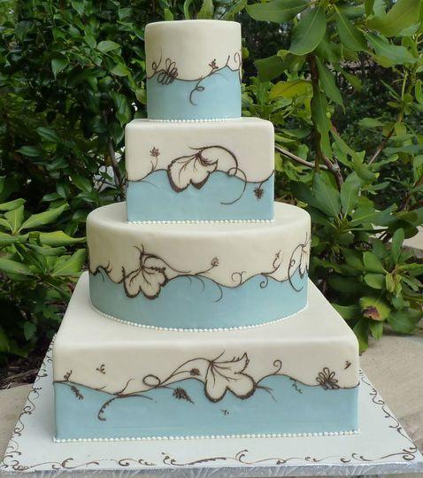 Wedding Cakes Annapolis  Katie Cakes Wedding Cake Annapolis MD WeddingWire