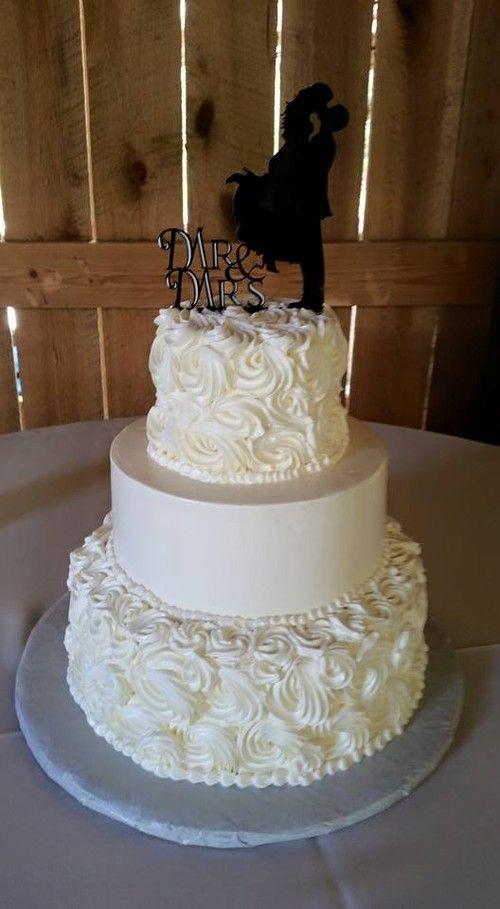 Wedding Cakes Annapolis  Rosette Cake For when I say I do Pinterest
