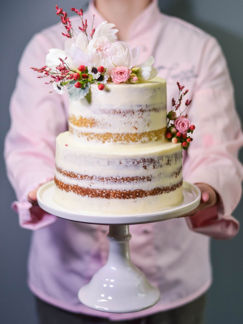 Wedding Cakes Asheville  Wedding Cakes in Asheville NC Layered