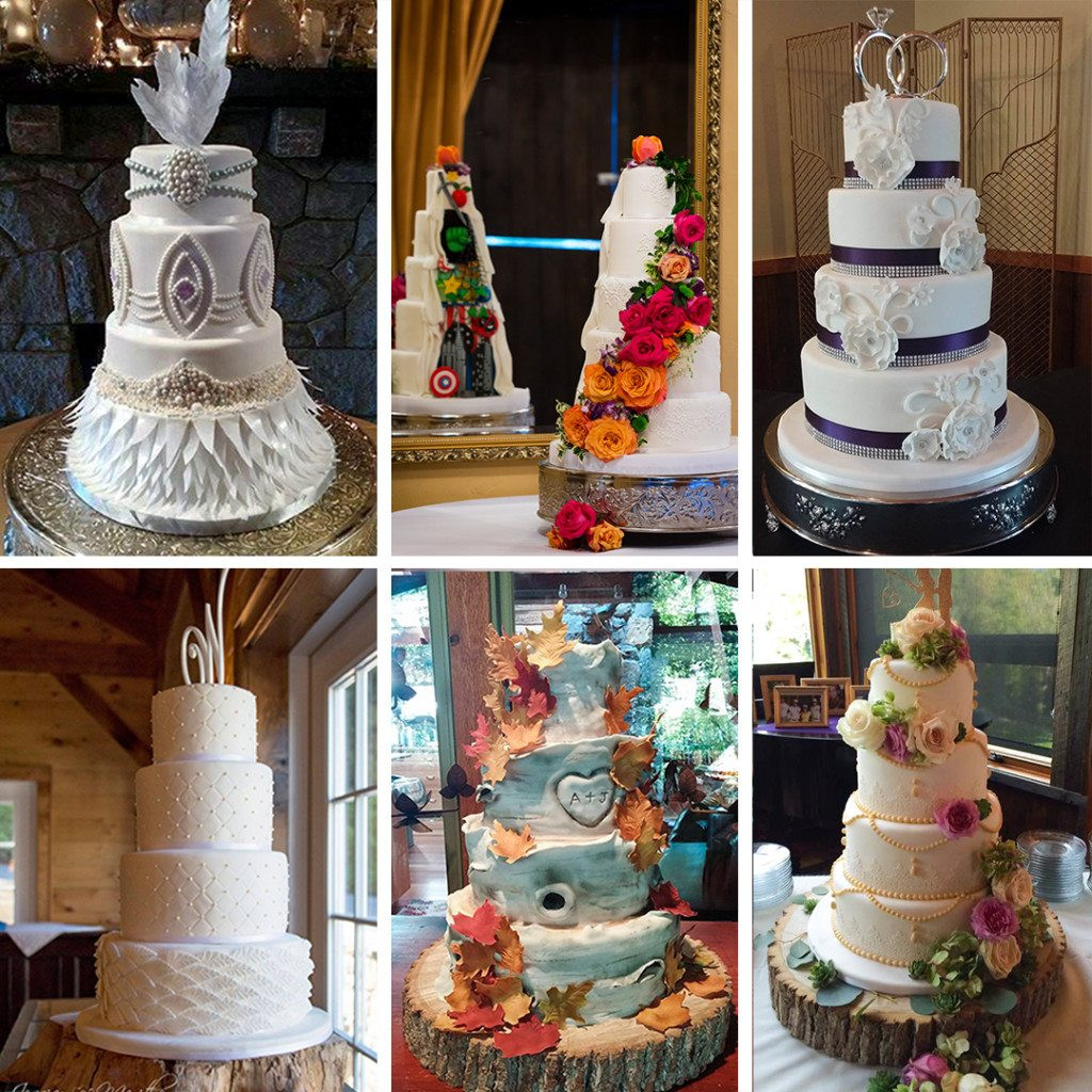 Wedding Cakes Asheville Nc  All about Wedding Cakes Answers to your Questions • Just