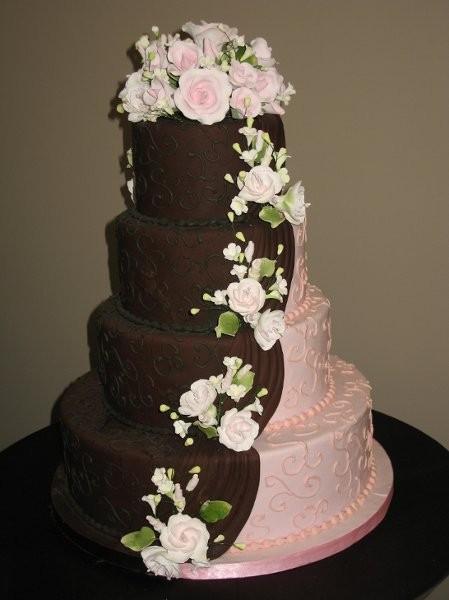 Wedding Cakes Asheville  Cheesecake Etc Wedding Cake North Carolina Charlotte