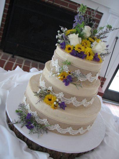 Wedding Cakes Athens Ga  Deborah s Specialty Cakes Wedding Cake Athens GA