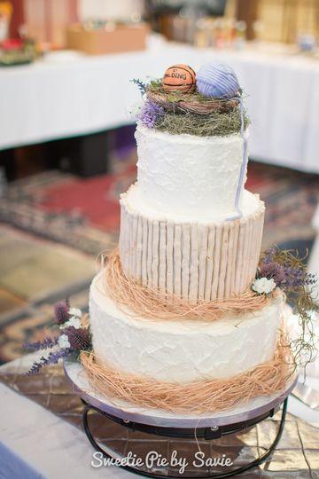 Wedding Cakes Athens Ga  Sweetie Pie by Savie Wedding Cake Athens GA WeddingWire