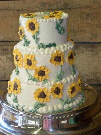 Wedding Cakes Athens Ga  CareAway Cakes Wedding Cake Athens GA WeddingWire