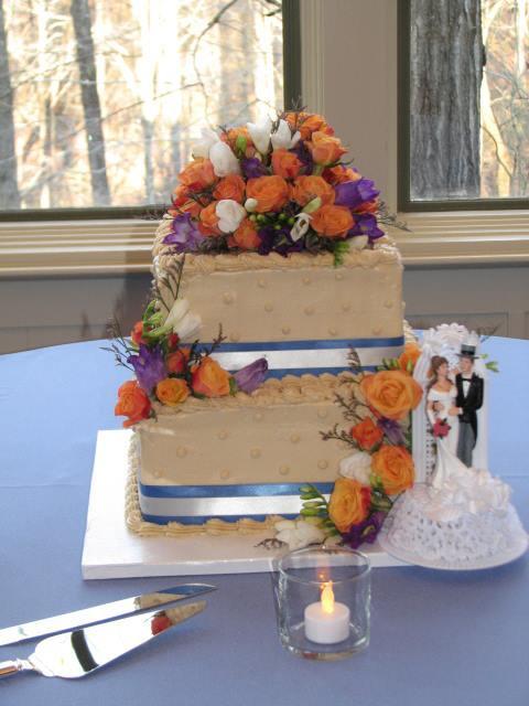 Wedding Cakes Athens Ga  Wedding Cakes Athens GA – Deborah's Specialty Cakes