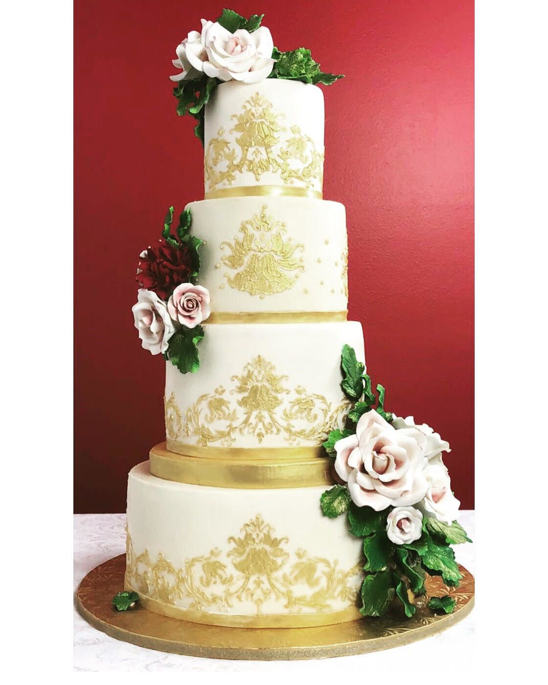 Wedding Cakes Atlanta  Carlton s Cakes