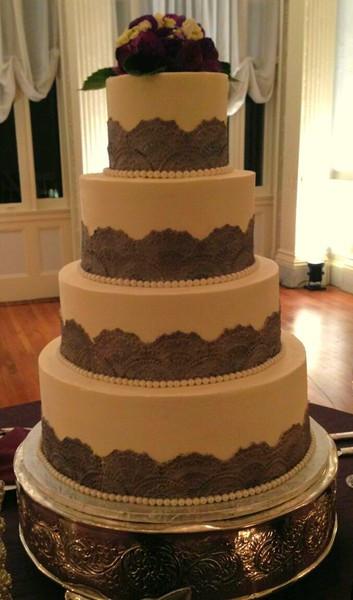 Wedding Cakes Atlanta Ga  The Cake Hag Atlanta GA Wedding Cake