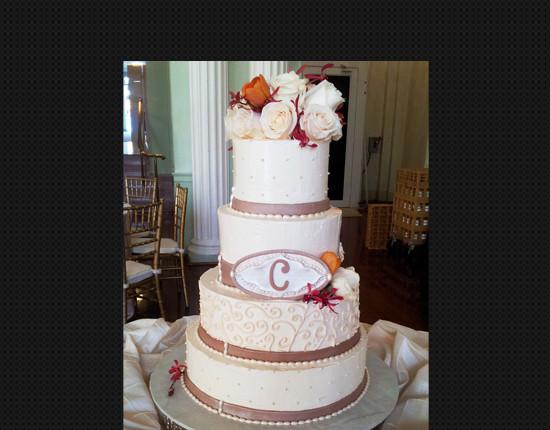 Wedding Cakes Atlanta Ga  Atlanta and Marietta Wedding Cakes