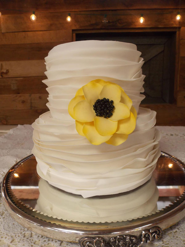 Wedding Cakes Atlanta  Beautiful Gluten Free Atlanta Wedding Cake