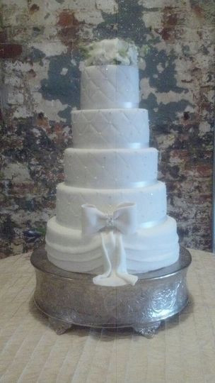 Wedding Cakes Augusta Ga  Neil C Spurlin Cakes Wedding Cake Augusta GA