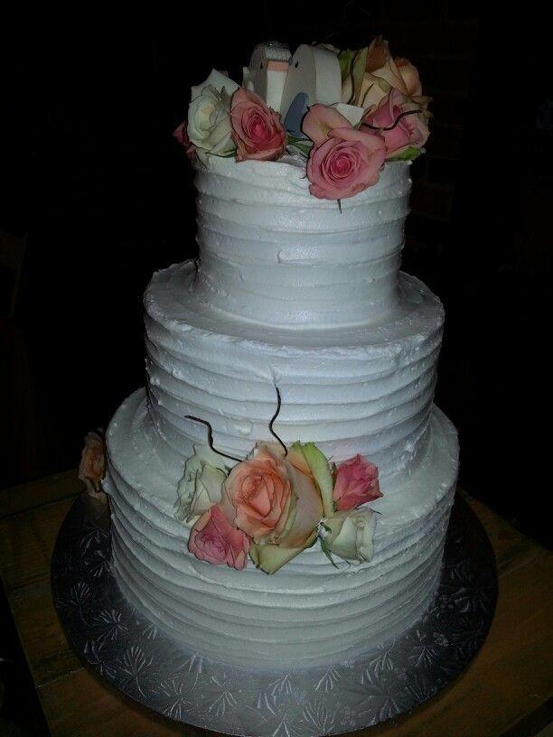 Wedding Cakes Augusta Ga  Wedding cake flowers by Annie s Augusta ga