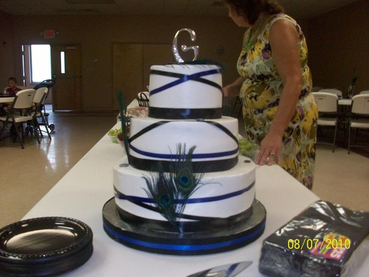 Wedding Cakes Augusta Ga  Rachel Reese Cake Boutique Wedding Cake Augusta GA