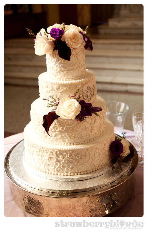 Wedding Cakes Augusta Ga  Strawberry Blonde Wedding graphy Augusta GA
