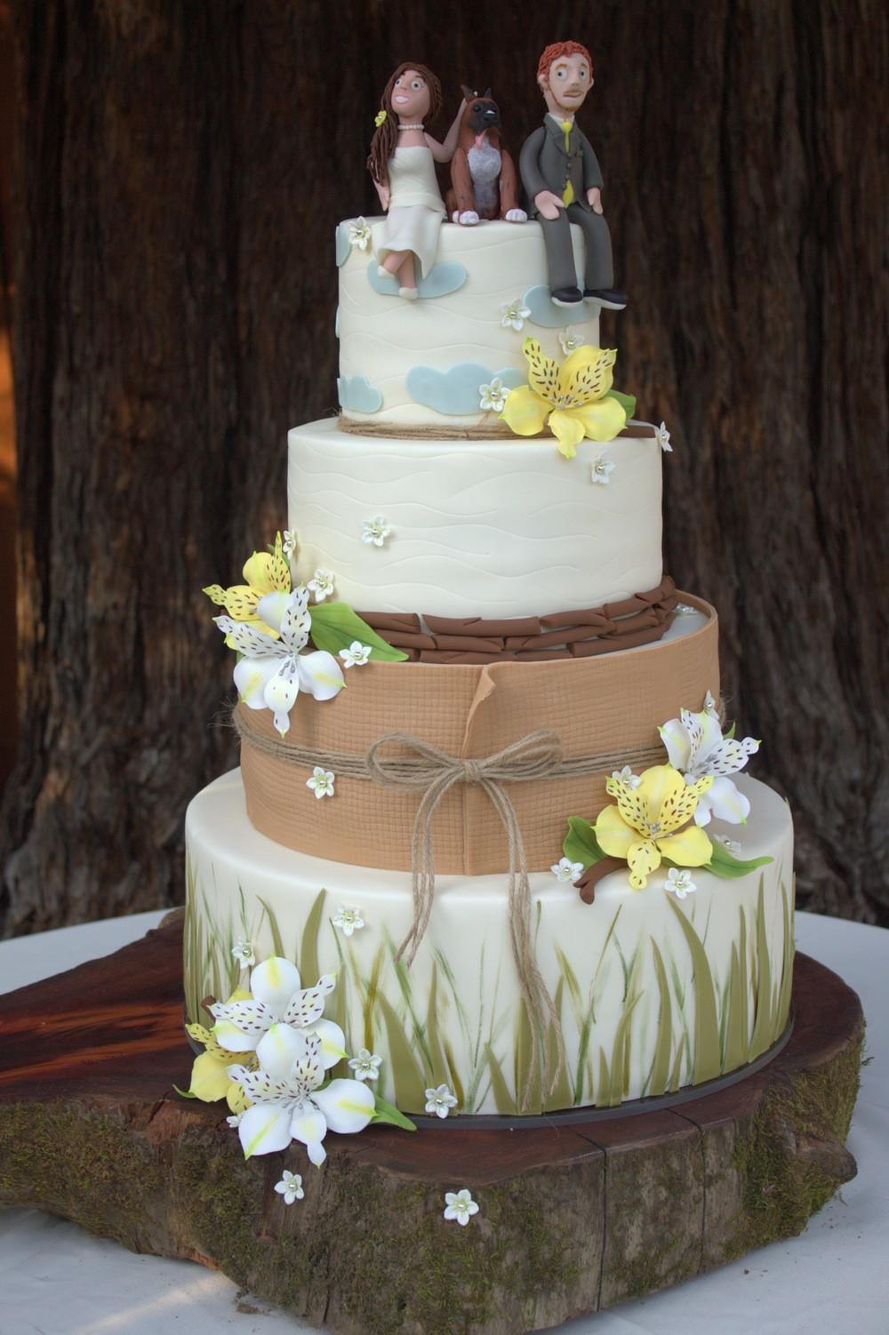 Wedding Cakes Austin  5 Great Alternatives to Boring Wedding Cakes in Austin
