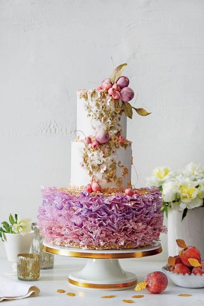 Wedding Cakes Austin  Wedding Cakes with Gorgeous Details MODwedding