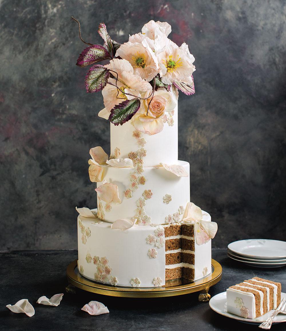 Wedding Cakes Austin  Maggie Austin s Cake Dance Flower Magazine