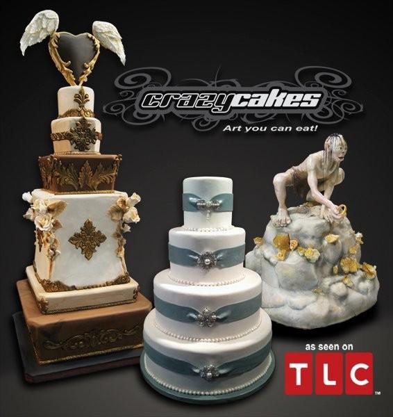 Wedding Cakes Austin Tx  Crazy Cakes Inc Wedding Cake Texas Austin and